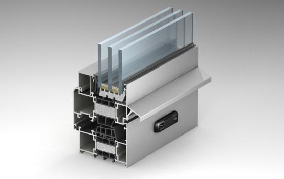 ALT W72 CW window system in NYC